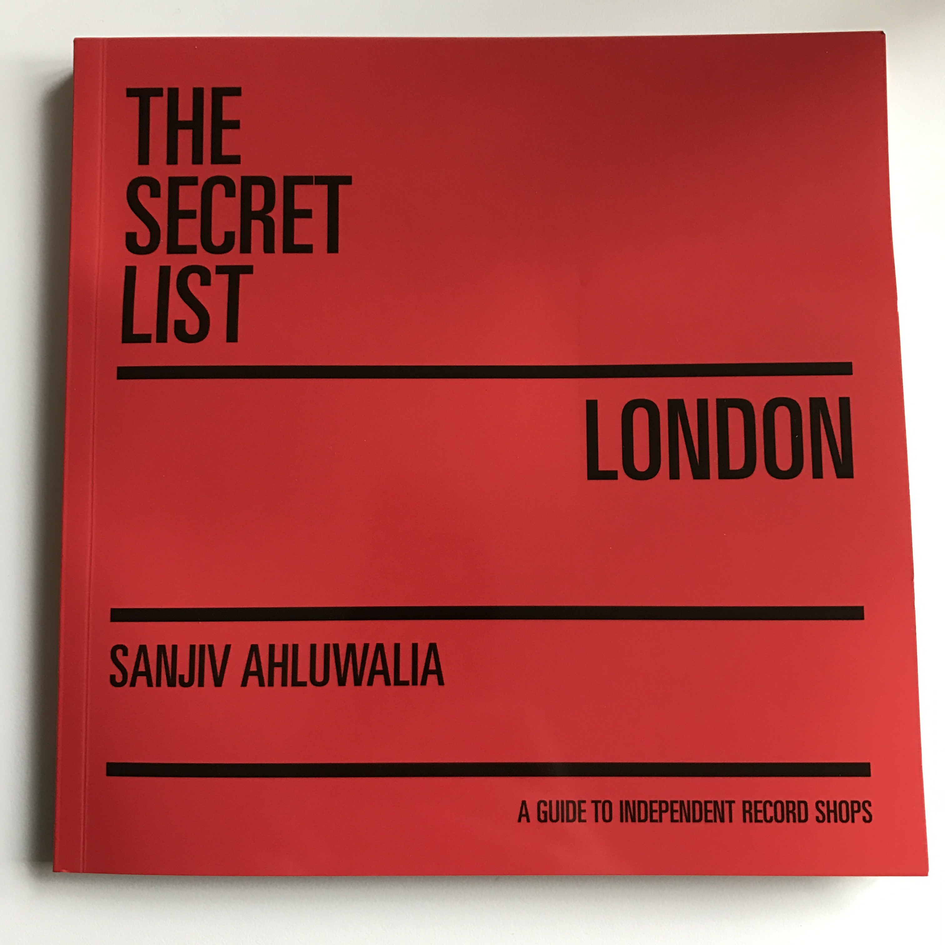 Travelling to London? Check out The Secret List, a guide to the ...